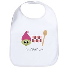 Troll Bacon Spoon Bib