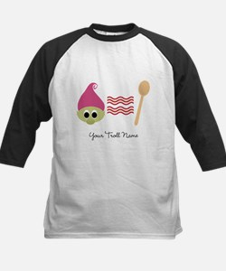 Troll Bacon Spoon Baseball Jersey