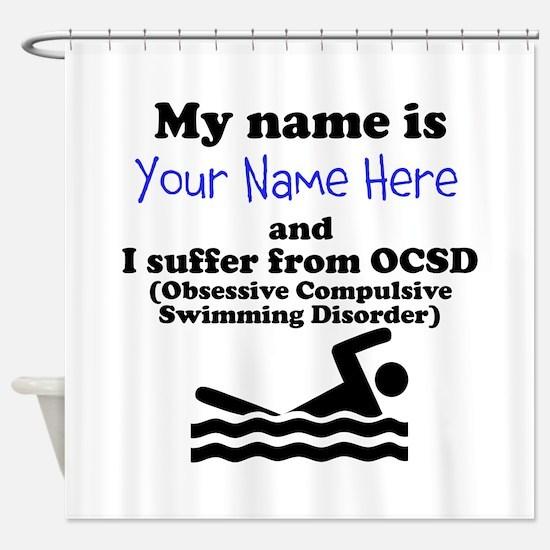 Custom Obsessive Compulsive Swimming Disorder Show