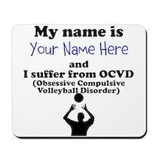 Custom Obsessive Compulsive Volleyball Disorder Mo
