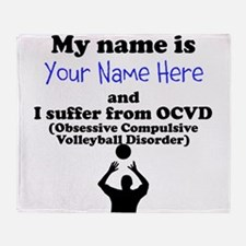 Custom Obsessive Compulsive Volleyball Disorder Th