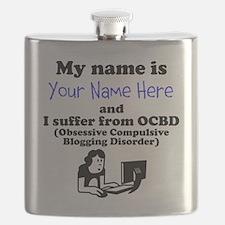 Custom Obsessive Compulsive Blogging Disorder Flas