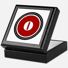 Red Keepsake Box