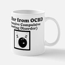 Obsessive Compulsive Bowling Disorder Mug