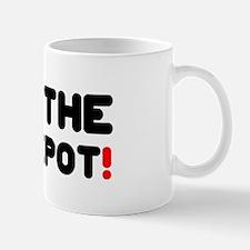 HIT THE JACKPOT! Small Mug