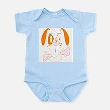 Hobo the Dog Cartoon Infant Bodysuit