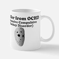 Obsessive Compulsive Hockey Disorder Mug