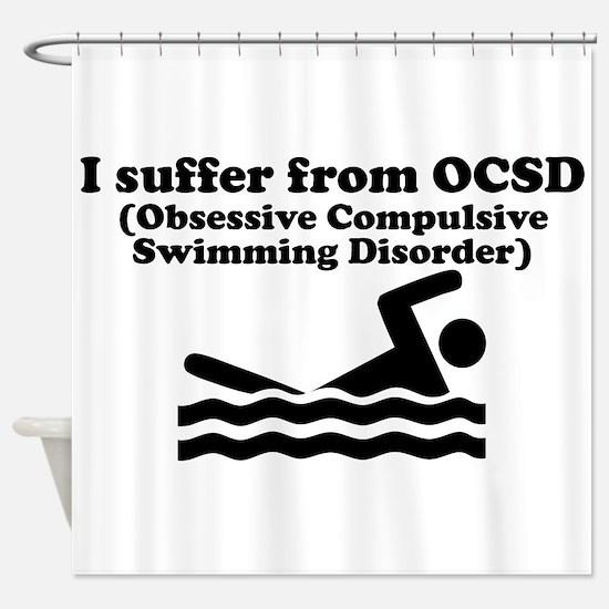 Obsessive Compulsive Swimming Disorder Shower Curt