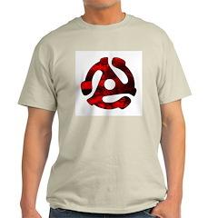 45 Adapter Ash Grey T-Shirt