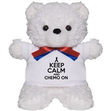 Cancer survival designs Teddy Bear