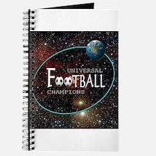 universal football champions Journal
