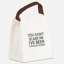 Cancer survival designs Canvas Lunch Bag
