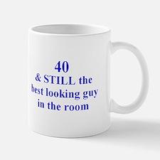 40 still best looking 2 Mug