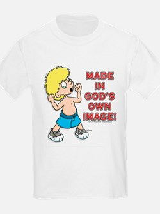 God's Image! Kids T-Shirt