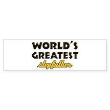Stepfather designs Bumper Sticker