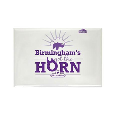 Birminghams got the horn Magnets