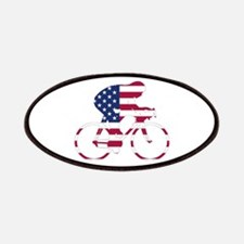 U.S.A. Cycling Patches
