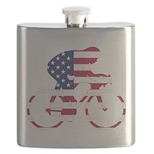 U.S.A. Cycling Flask