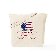 U.S.A. Cycling Tote Bag