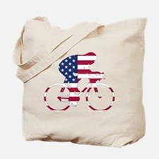 U.S.A. Cycling Tote Bag