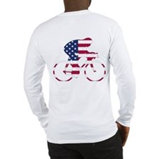 U.S.A. Cycling Long Sleeve T-Shirt
