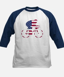 U.S.A. Cycling Kids Baseball Jersey