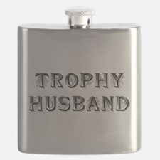 Trophy Husband Flask