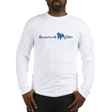 Bulldog Dad Long Sleeve T-Shirt