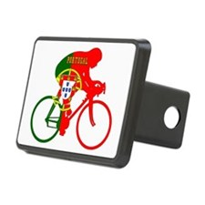 Portugal Cycling Hitch Cover