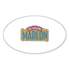 The Amazing Marlon Decal