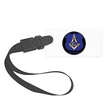 Police Freemason Luggage Tag