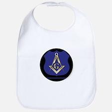 Police Freemason Bib