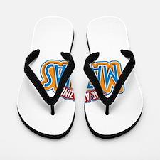 The Amazing Mathias Flip Flops