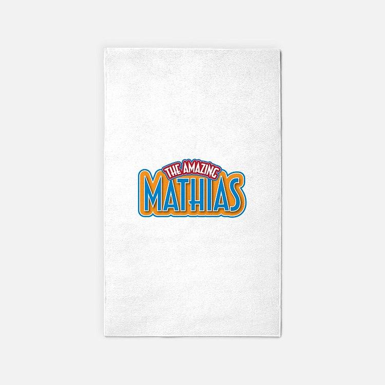 The Amazing Mathias 3'x5' Area Rug