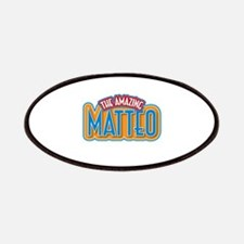 The Amazing Matteo Patches