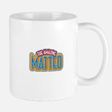 The Amazing Matteo Small Small Mug