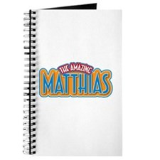 The Amazing Matthias Journal