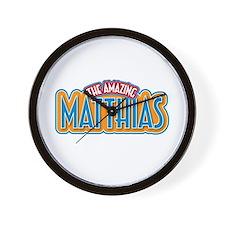 The Amazing Matthias Wall Clock