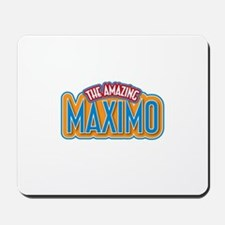 The Amazing Maximo Mousepad
