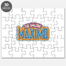 The Amazing Maximo Puzzle