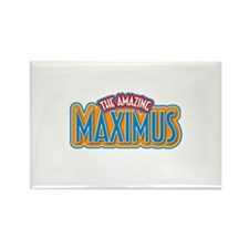 The Amazing Maximus Rectangle Magnet