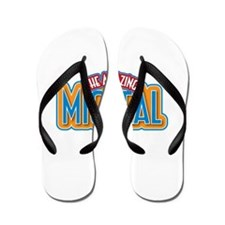 The Amazing Micheal Flip Flops