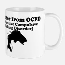 Obsessive Compulsive Fishing Disorder Mug