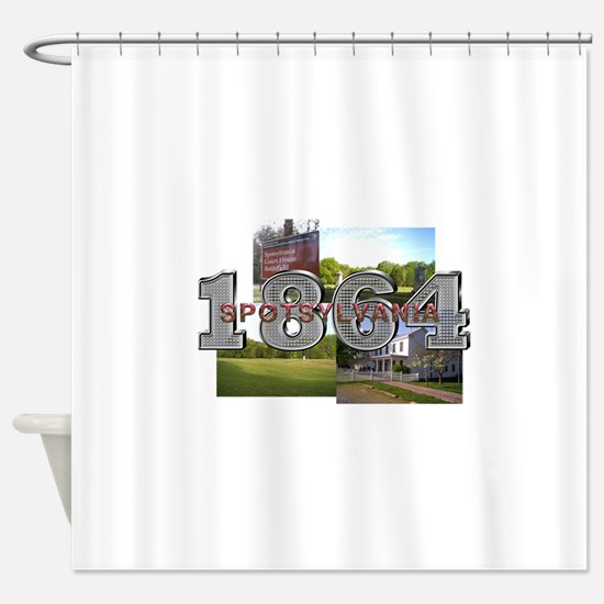 ABH Spotsylvania Shower Curtain