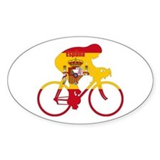 Spanish Cycling Decal
