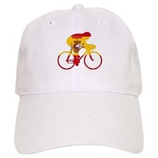 Spanish Cycling Baseball Baseball Cap