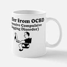 Obsessive Compulsive Blogging Disorder Mug