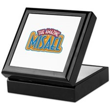 The Amazing Misael Keepsake Box
