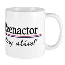 Civil War Reenactor Mug