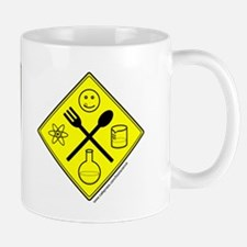 """Warning Food Scientist..."" Mug"